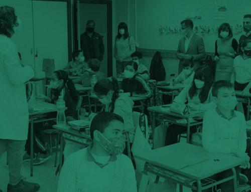 """""""El futuro del Palmeral, en tus manos"""" llega a las aulas"""